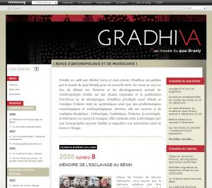 Gradhiva sur Revues.org