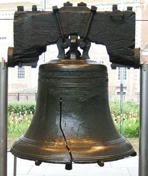 "Philadelphia: ""Proclaim LIBERTY throughout the land"""
