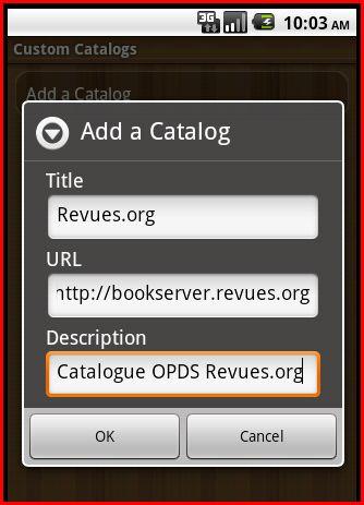 catalogues acces alphabetique sources electroniques