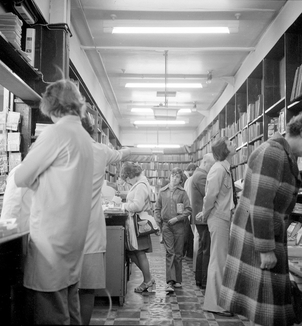 Book browsing, Robert Hope Collection, Tyne and Wear Archives & Museums- pas de restriction de copyright connue