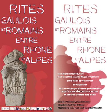 Expo Rites gaulois et romains 2015