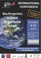 Conférence <em>Images environnementales globales</em>, 9 et 10 octobre 2014, Meudon