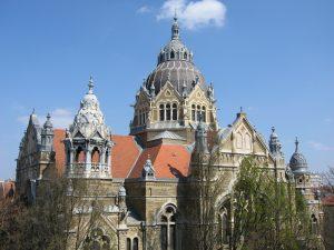 Abb. 11 Synagogue Szegedin