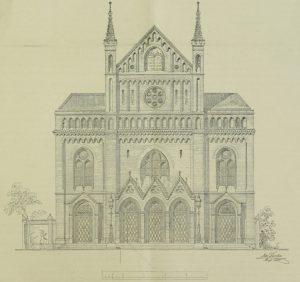 Abb. 9 Synagogue in der Schmalzhofgasse