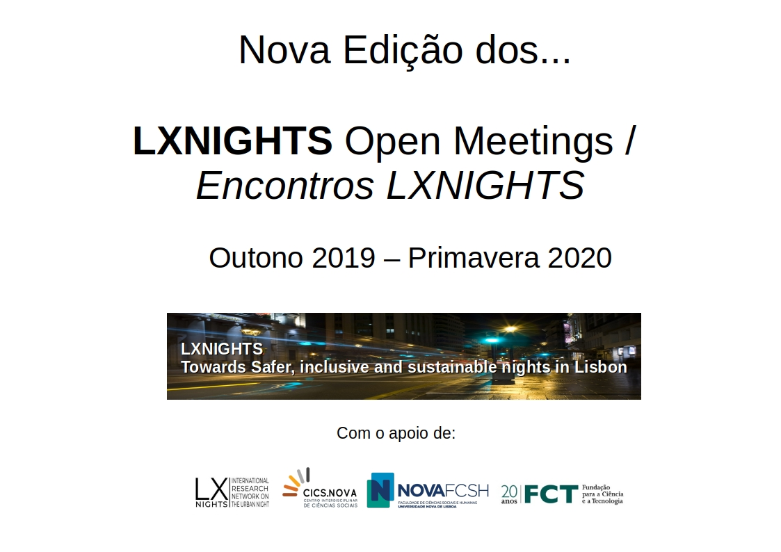 LXNIGHTS | Towards Safer, Inclusive and Sustainable nights