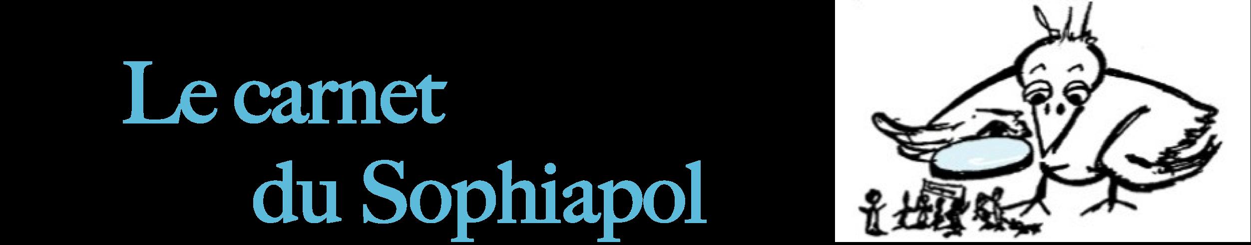 Carnet du Sophiapol