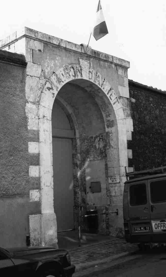 Maison d'arrêt de Troyes (Ph. Combessie)