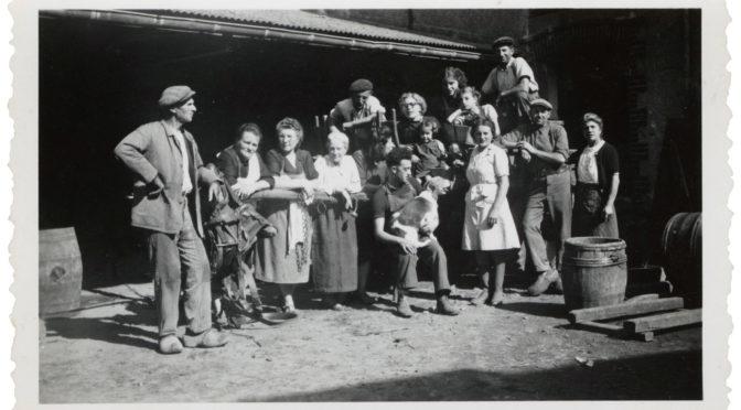 Conférence de Xavier Nerrière  : Le monde rural et la photographie (archives)