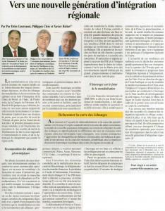 Article l'économiste Maroc 2015
