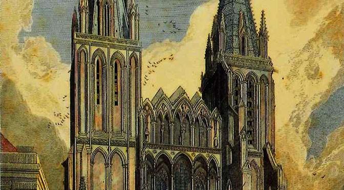 La cathédrale de Sées, ses évêques, ses chanoines. Bulletin de la Société Historique et Archéologique de l'Orne