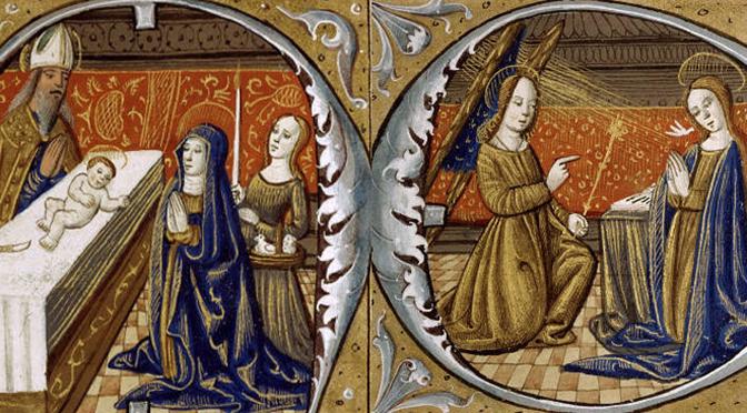 Charles Avril, le culte marial en Normandie du XIe siècle au concile de Trente : étude des sacramentaires et des missels
