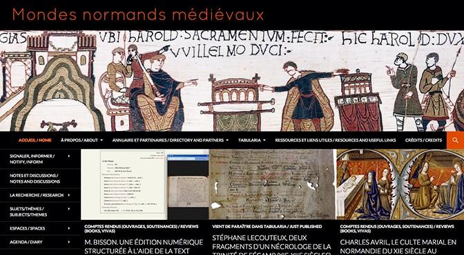 Vade-mecum – Carnet des mondes normands médiévaux
