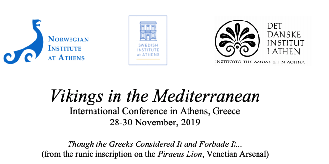 Call for papers: Vikings in the Mediterranean