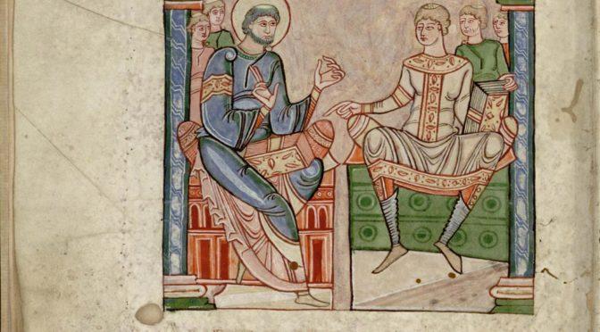 NORECRIT –  Aux sources de la Normandie. Pratiques de l'écrit dans la Normandie médiévale