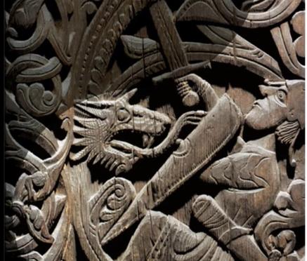 Parution de S. Coviaux La fin du monde viking