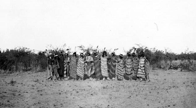 equipo del Ciha chaco Bolivia Pilcomayo tierras Bajas antropologia historia