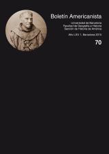 Boletín Americanista 70