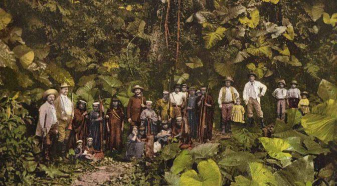 Del Putumayo al Pilcomayo, los Orientes al revés Fronteras indígenas: Amazonía y Chaco 1821-años 1930