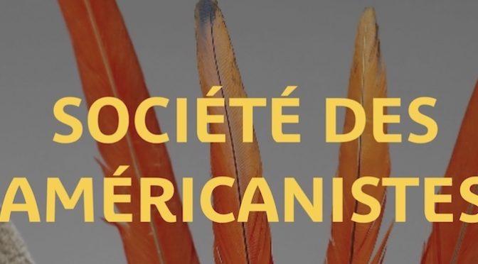 Les années folles de l'ethnographie : Trocadéro 28-37