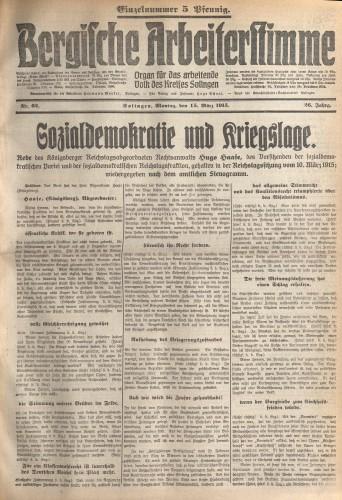 BAST_15_03_1915_A(Titelseite)