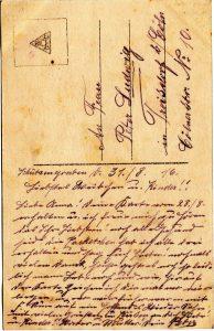 19160831_KarteLudwig_LeihgabeEhlen_Rückseite