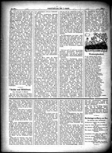 Kriegszeitung