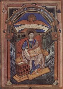 Français : Maître de la nouvelle école de la Cour de Charlemagne [Public domain], via Wikimedia Commons
