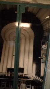 Gaumont, SNCF et le STIF célèbrent ensemble les 120 ans du cinéma – Gaumont Palace, détail © Nicolas Schmidt – IHTP – CNRS