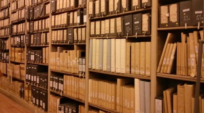 Kleiner Archivführer: Die Idee