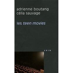 Parution : Adrienne Boutang et Célia Sauvage, Les Teen movies