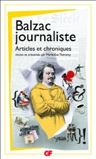 balzac journaliste