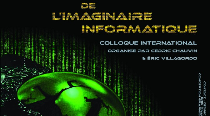 Formes contemporaines de l'imaginaire informatique – Programme
