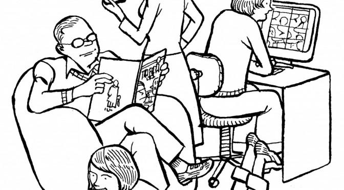 """Parution en ligne : """"La bande dessinée : quelle lecture, quelle culture ?"""""""