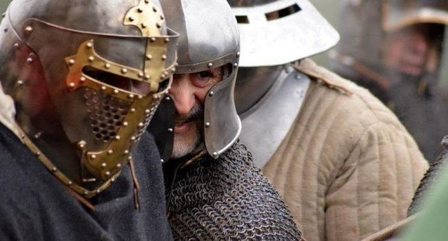 """Appel : """"Combattre (comme) au Moyen Âge"""""""