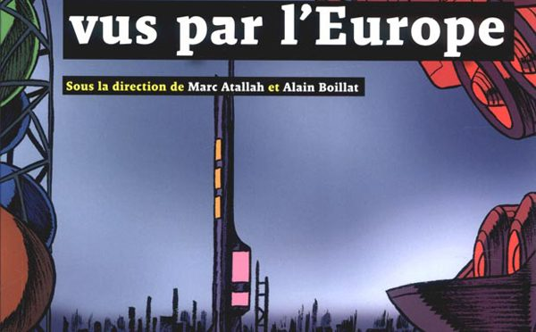 "Parution : ""BD-US : les comics vus par l'Europe"""