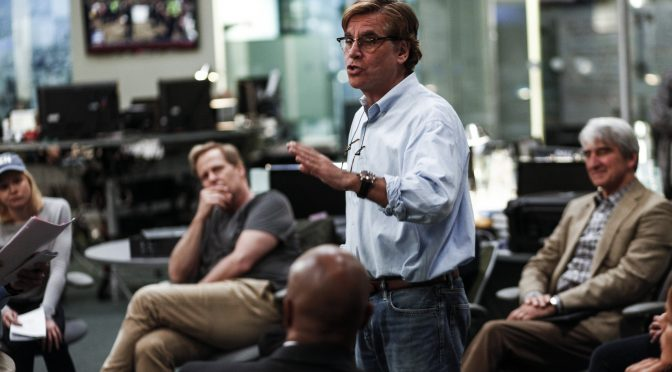 "Parution : ""The Newsroom"""