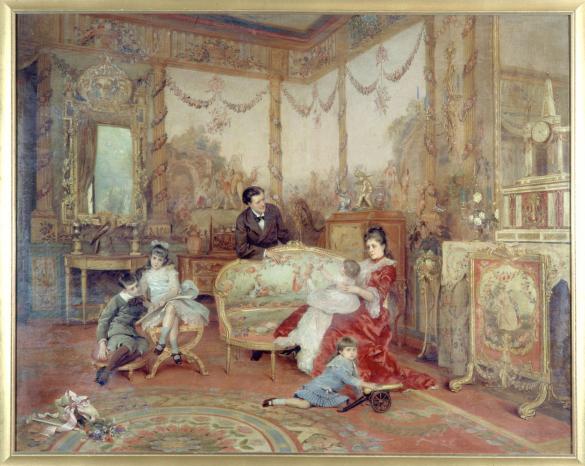 vaudeville lpcm. Black Bedroom Furniture Sets. Home Design Ideas