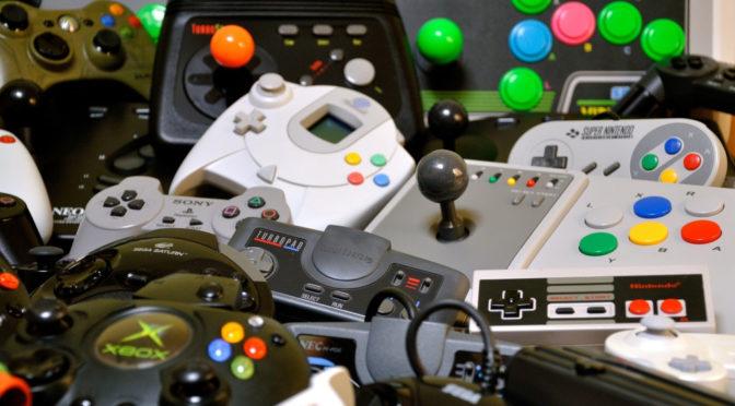 Colloque : patrimoine du jeu vidéo