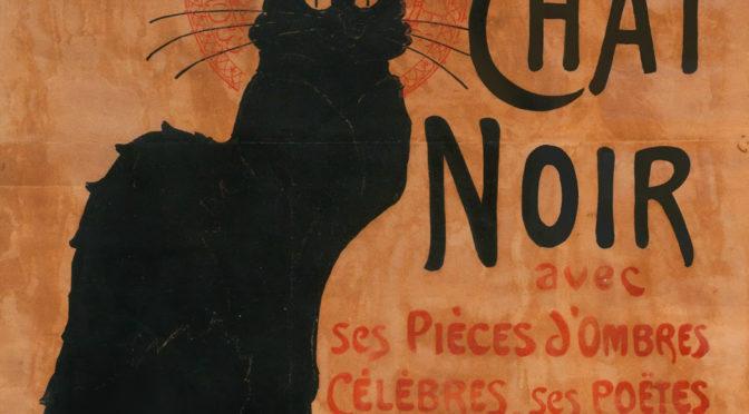 Appel : Poétique du Chat Noir