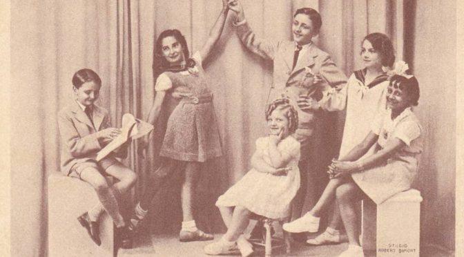 Appel : Strenae, Théâtre de jeunesse