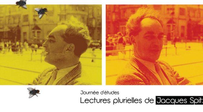 Journée : Jacques Spitz