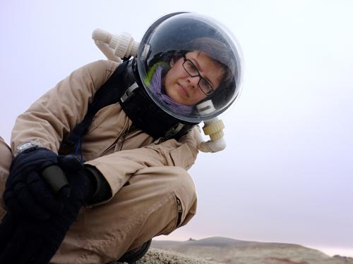 Sur Mars ou à peu près…