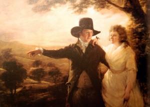 Sir John Clerk et lady Clerk of Penicuik