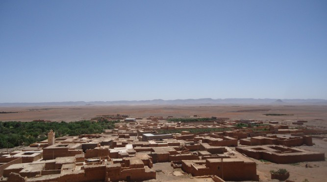 #Ouarzazate2015 : Program of 14th INTI Conference « Sustainable Development of Vulnerable Territories. »