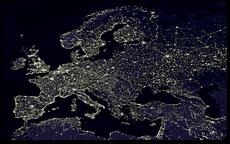 europe-satelite