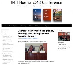 Blog Huelva