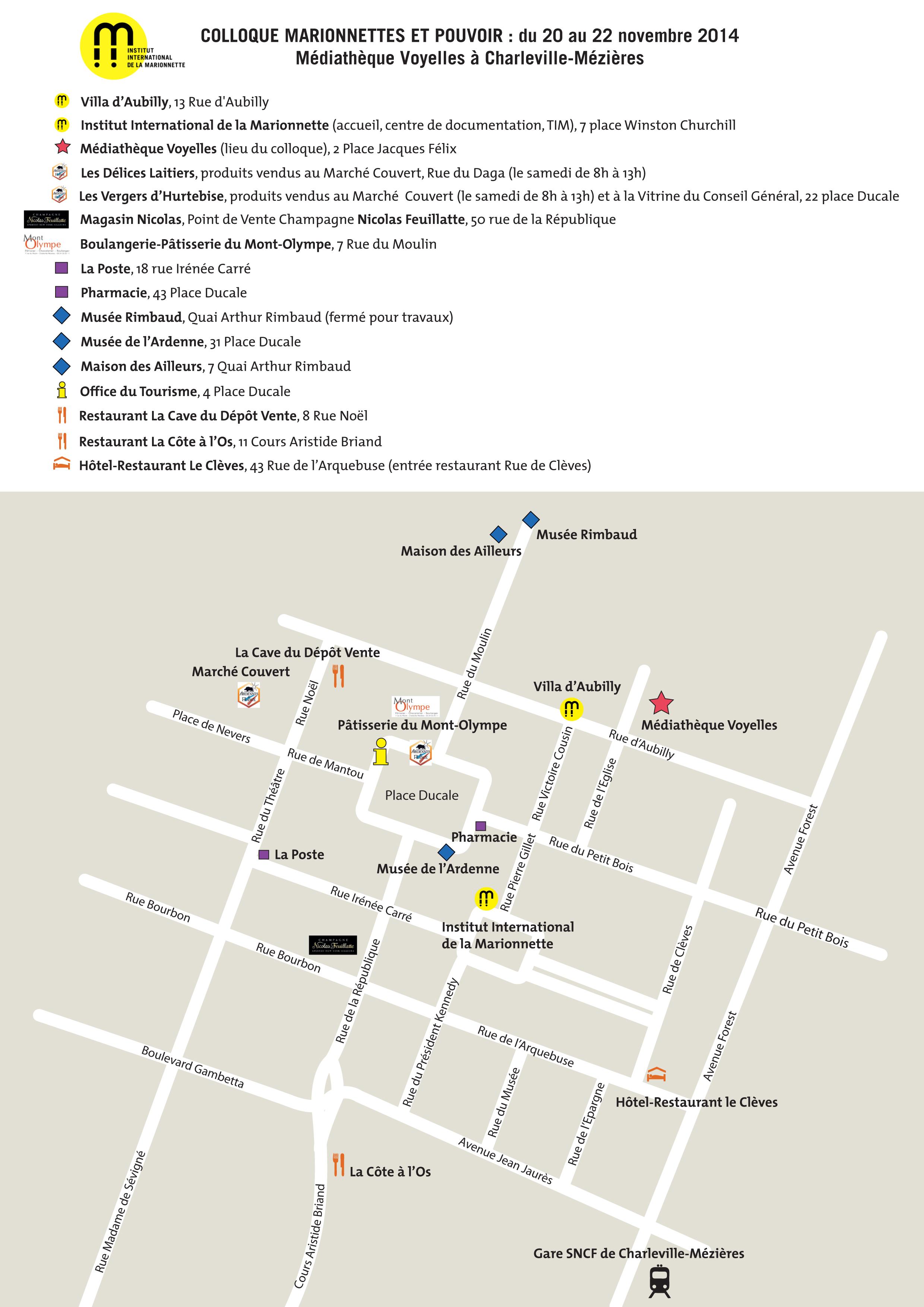 Plan / Map