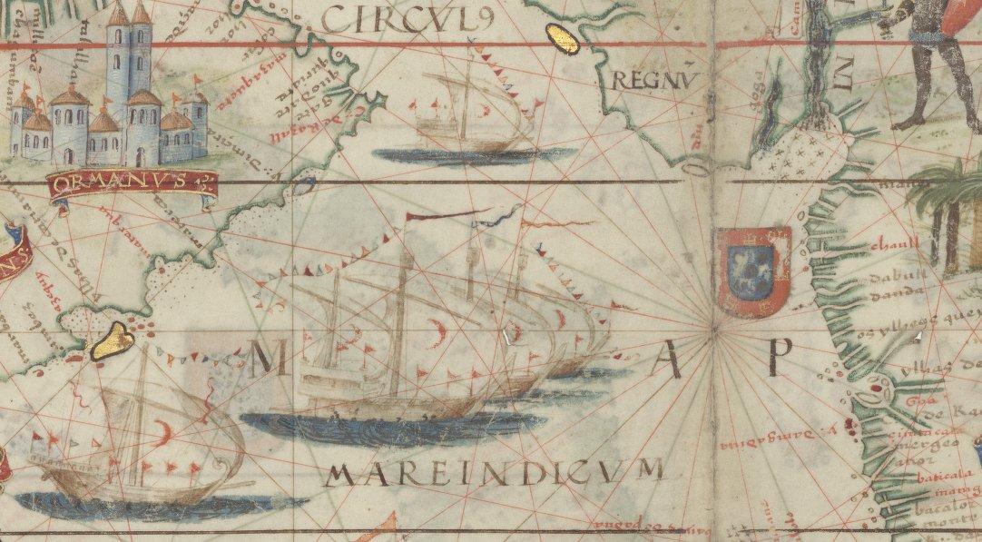 Miller océan Indien