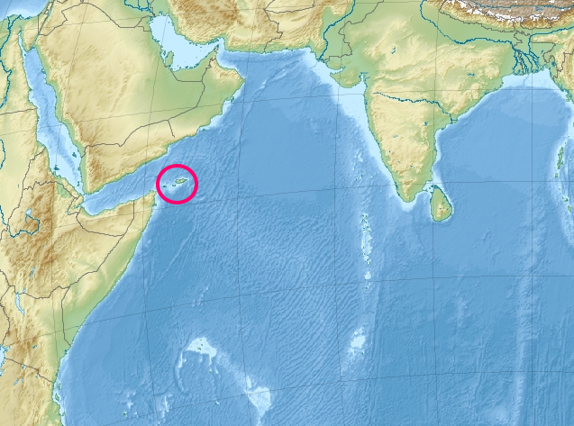 suqutra océan indien