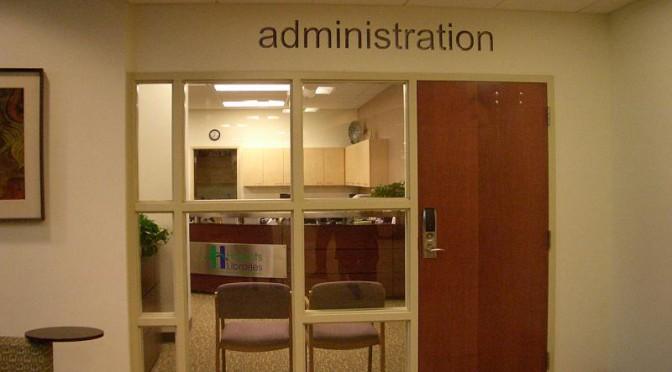 L'administration dans tous ses États